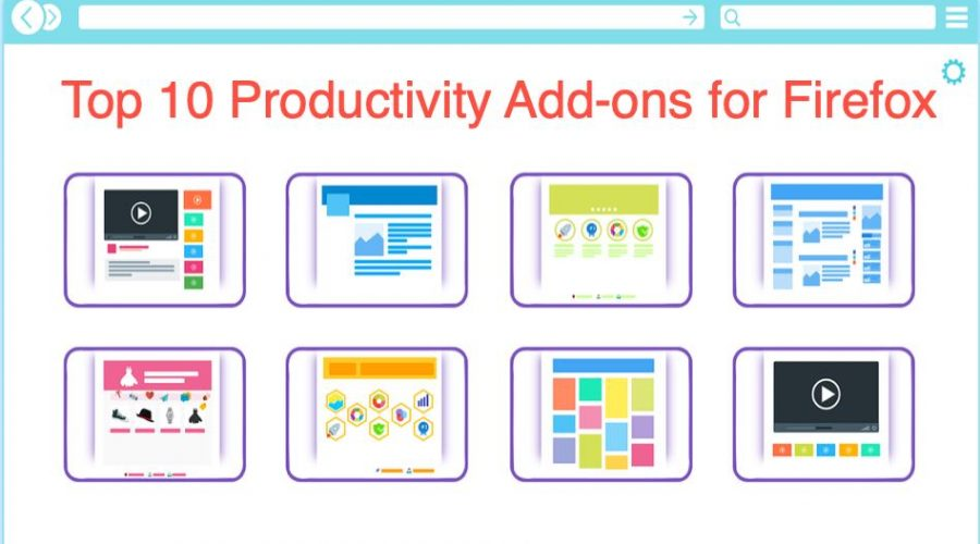 Top 10 Add-ons for Firefox to Improve Productivity