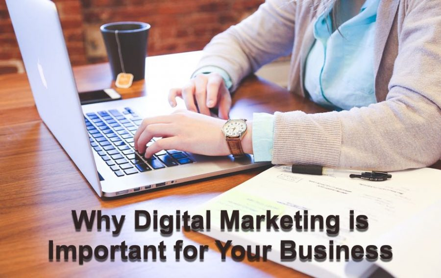 Why Digital Marketing is Important for Your Business?
