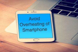 Avoid Overheating of Smartphone