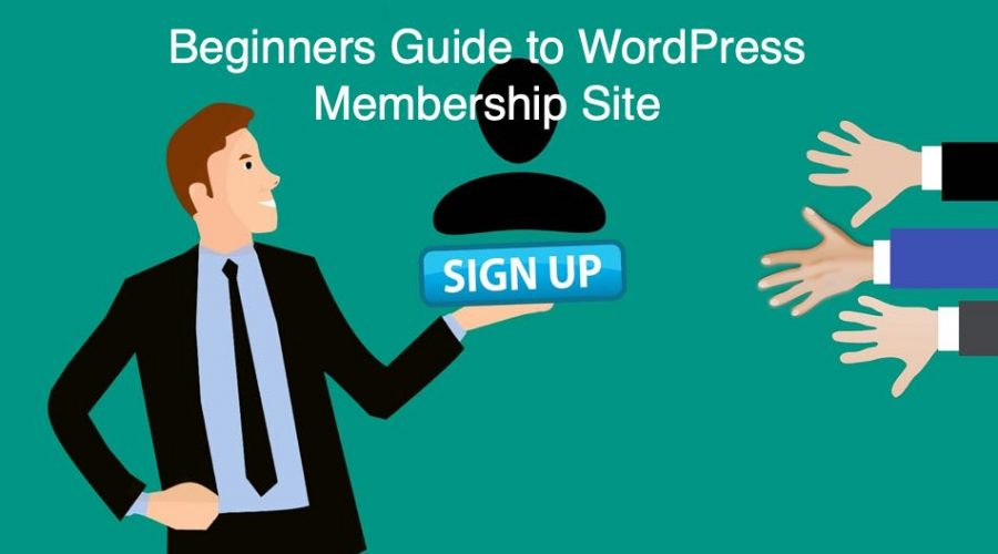 Beginners Guide to Create WordPress Membership Site