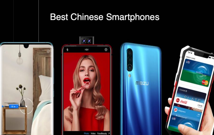 Top 11 Chinese Smartphones of 2020
