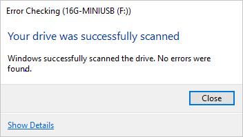 Error Details