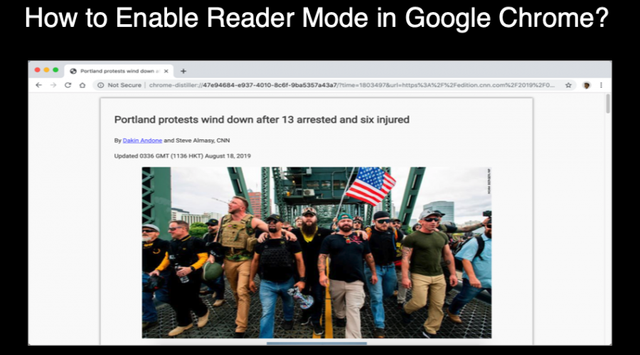 How to Enable Reader Mode in Google Chrome?