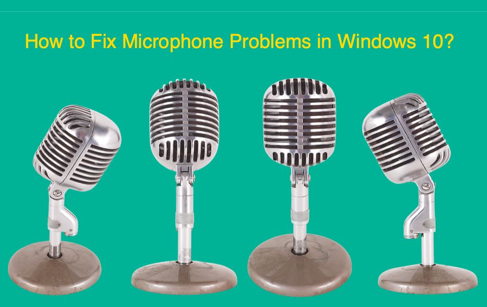 How to Fix Microphone Problems in Windows 10? » WebNots
