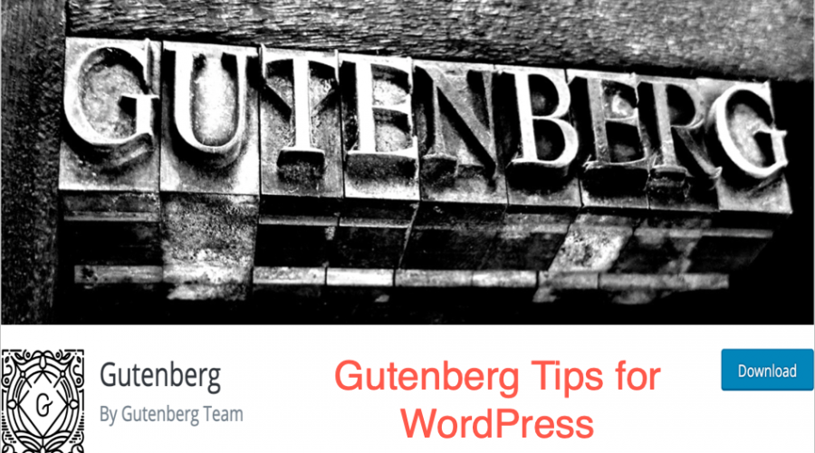 12 Gutenberg Tips for WordPress