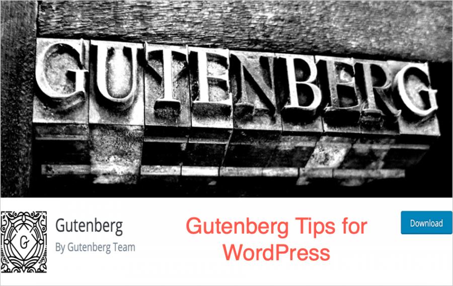 12 Gutenberg Tips for WordPress