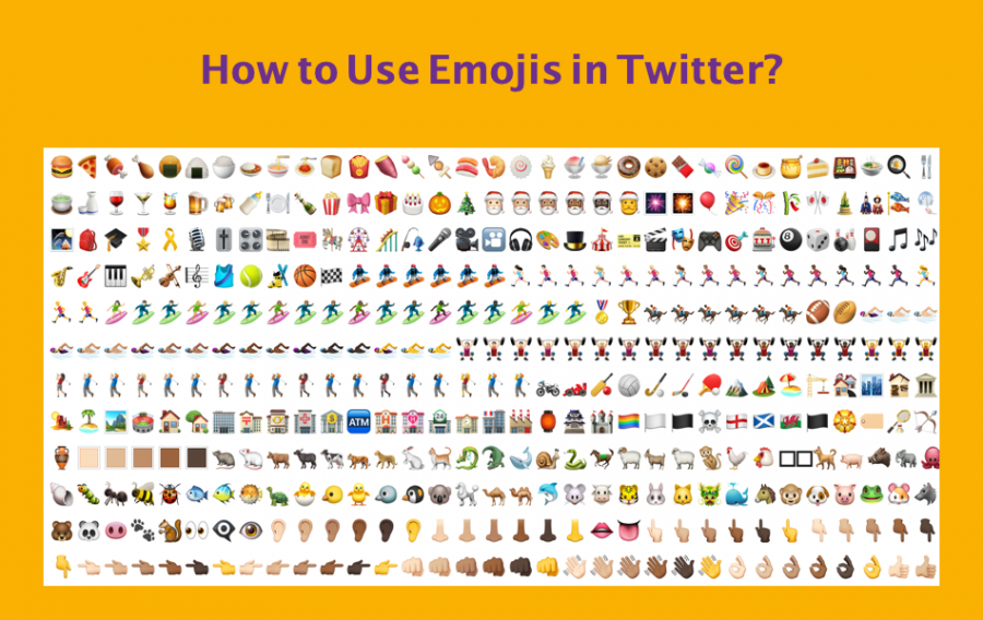 How to Use Emojis in Twitter?