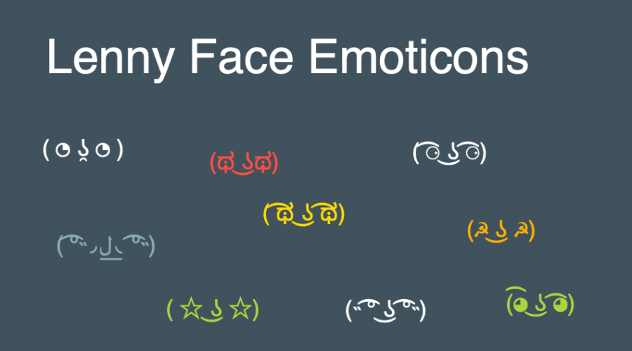 How to Type Text Face Emoticons with Alt Code?
