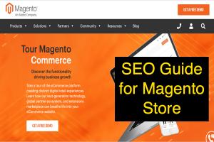 SEO Guide for Magento Store