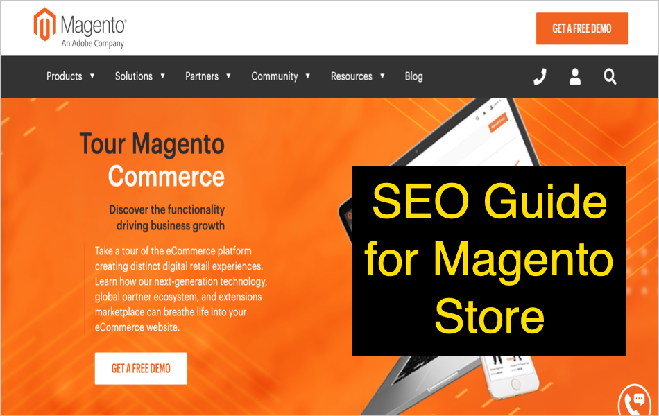 SEO Guide for Magento Store