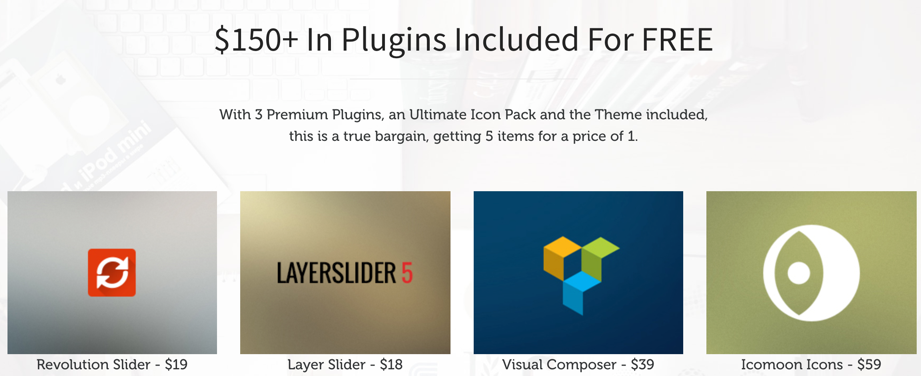 Bundled Plugins with WordPress Theme
