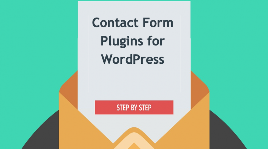 Top 5 Contact Form Plugins for WordPress