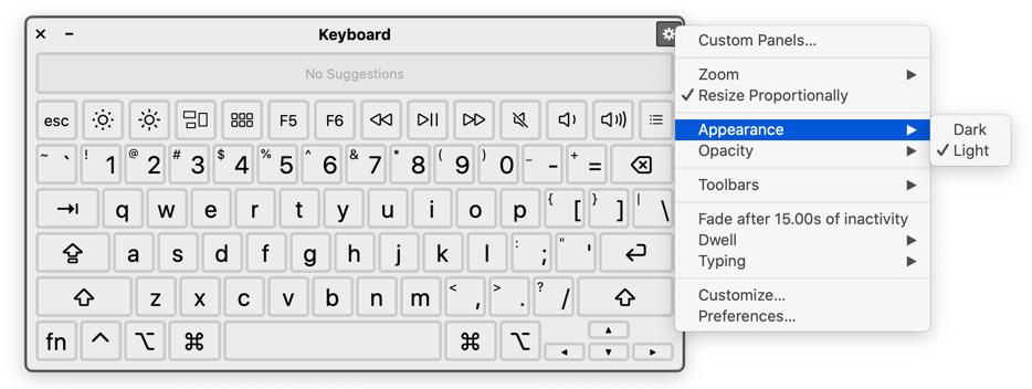Customize Keyboard Viewer in Mac