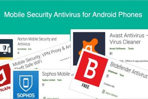 Mobile Security Antivirus for Android Phones