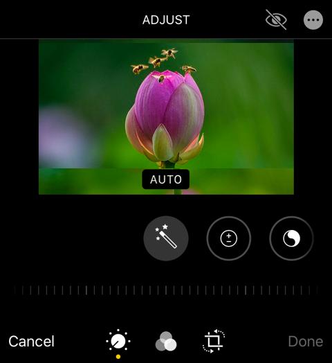 iOS 13 Photo Editor