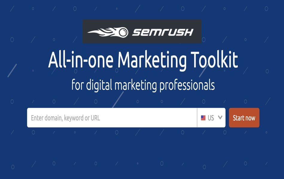 SEO Analysis with SEMrush