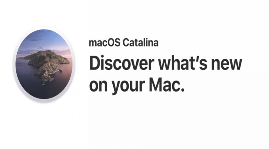 Top 10 macOS Catalina Features