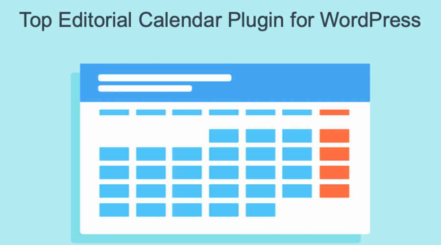Top 6 Free Editorial Calendar Plugins for WordPress