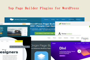 Top Page Builder Plugins for WordPress