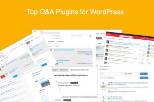Top Q&A Plugins for WordPress