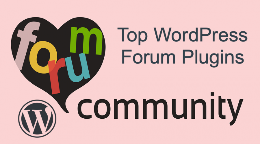 Top 4 Free Forum Plugins for WordPress