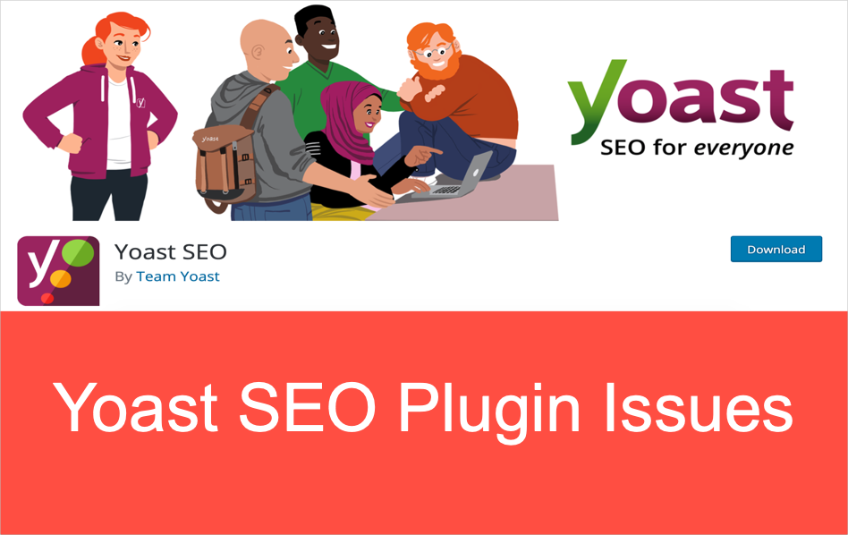 Yoast SEO Plugin Issues
