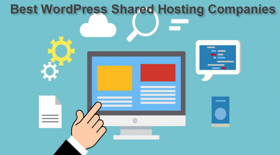 Top 7 WordPress Shared Hosting Companies