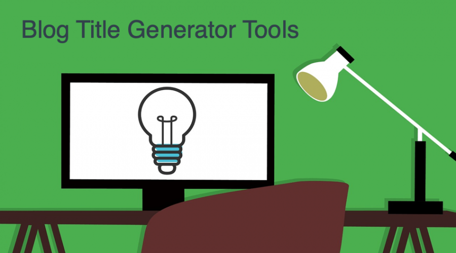 5 Tools to Generate Attractive Blog Post Title