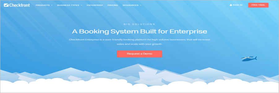 Checkfront Online Booking Plugin
