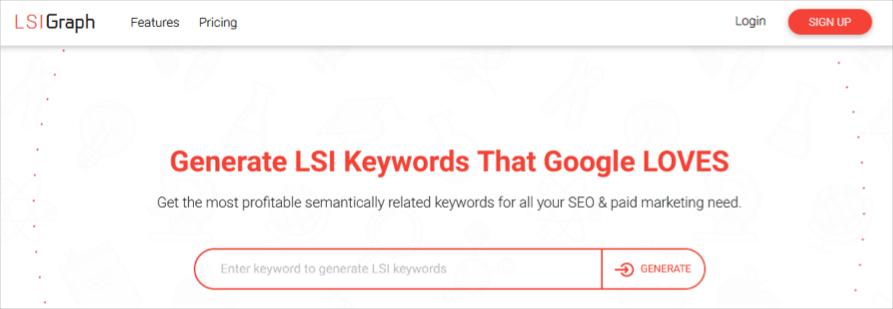 LSI Keyword Generator