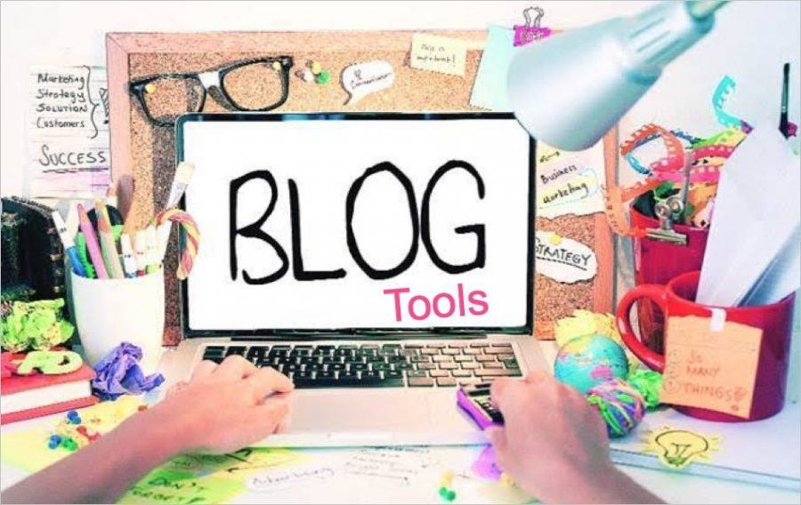 5 Tools That Make Starting a Blog Easier
