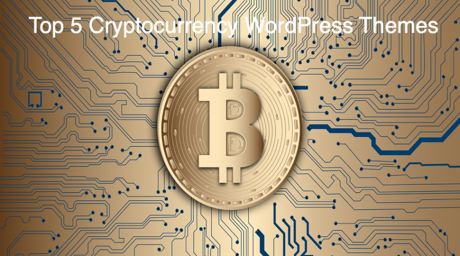 Top 5 Cryptocurrency WordPress Themes