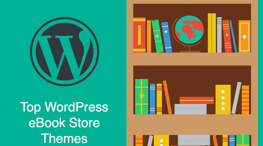 Top 5 eBook Store WordPress Themes