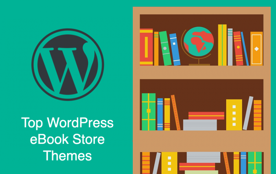 Top WordPress eBook Store Themes