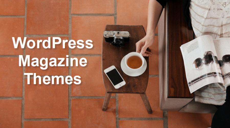 Top 7 WordPress Magazine Themes