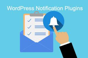 WordPress Notification Plugins