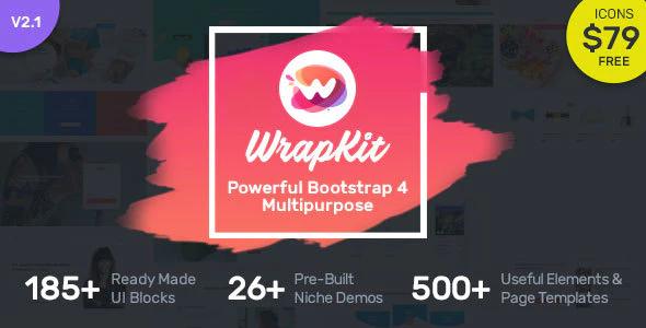 WrapKit Theme