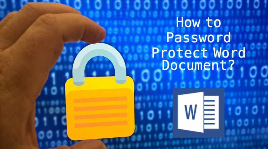 How to Password Protect Word in Windows and Mac?