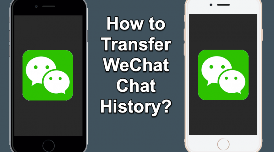 How to Transfer WeChat Chat History to New Phone?