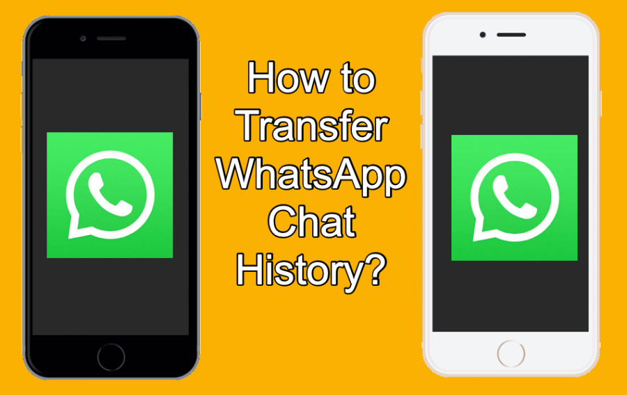 How to Transfer WhatsApp Chat History to New iPhone?