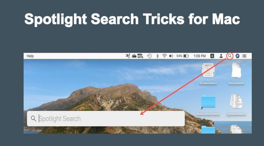 14 Spotlight Search Tricks for Mac Users