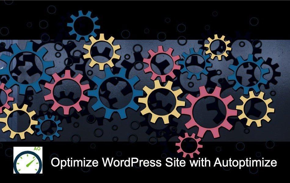 Optimize WordPress Site with Autoptimize