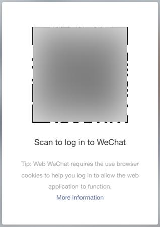 Login online wechat How to