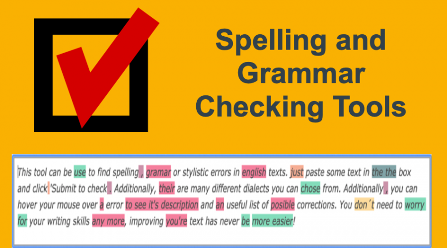 9 Free Spelling and Grammar Checker Tools