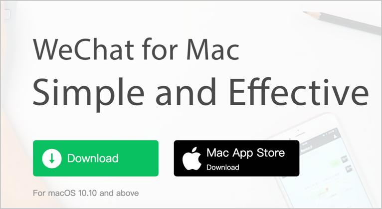 WeChat for Mac Desktop