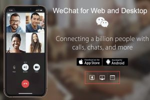 WeChat for Web and Desktop