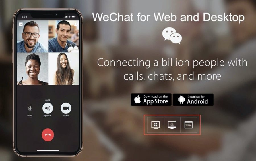 How to Open WeChat in Desktop Computers?