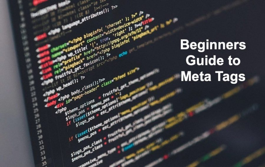 Beginners Guide to Meta Tags