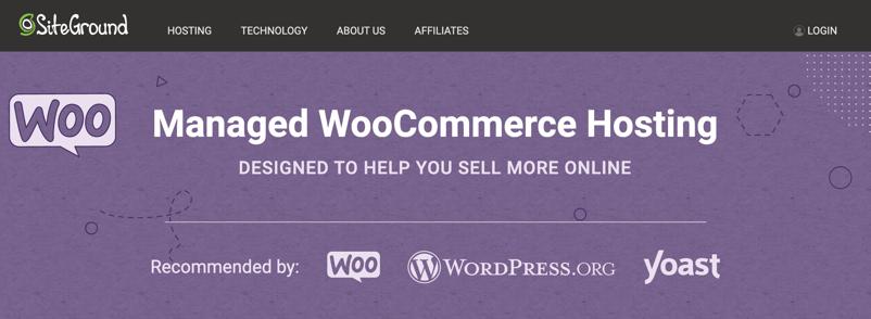 Managed WooCommerce Hosting