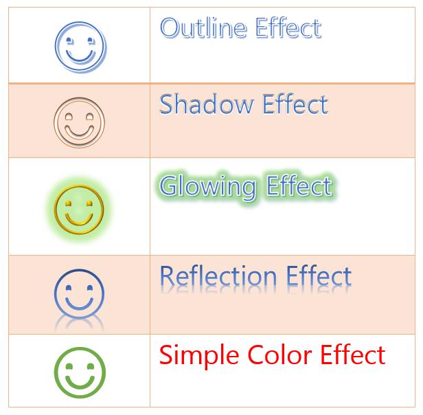 Styling White Smiling Face Emoji
